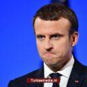 Turkije reageert op valse beschuldiging Franse president Macron