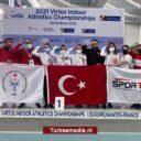 Turkije wint speciaal EK indooratletiek in Frankrijk