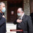 Christenen bedanken Turks leger