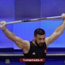 Nog een Turkse gewichtheffer sterkste van Europa