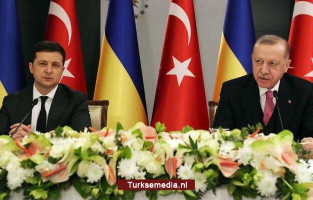 Turkije gaat 500 huizen bouwen en doneren aan Oekraïne