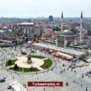 Turkije maakt zich op voor opening moskee op belangrijkste plein