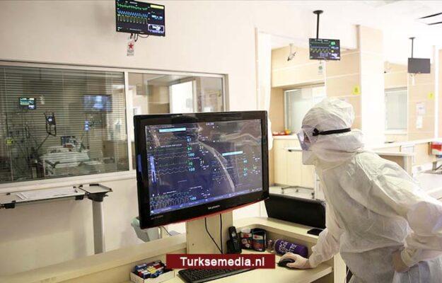 Turkije prikt 18,5 miljoen keer tegen corona, 3,3 miljoen herstelgevallen