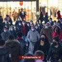 Turkije prikt 20 miljoen keer tegen corona, 3,7 miljoen herstelgevallen