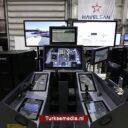 Turkije toont geavanceerde F-16-simulator van eigen makelij
