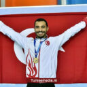 Turkse turner pakt Europese titel