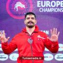 Turkse worstelaar achtste keer Europees kampioen