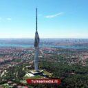 Erdoğan opent hoogste toren van Europa: primeur in de wereld