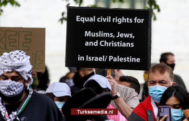 Erdoğan wil vredesleger in Jeruzalem ter bescherming van Palestijnen