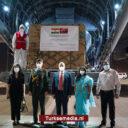 India bedankt Turkije voor coronahulp