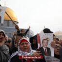 Palestina: Turkije steunt ons als geen ander