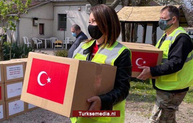 Turken delen Ramadanhulp uit aan 10 miljoen mensen in 82 landen