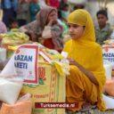 Turkije stuurt voedselhulp naar 50.000 Nepalezen