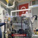 Turkije test succesvol tankmotor van eigen makelij