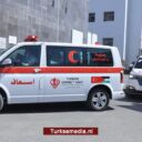 Turkse Diyanet doneert ambulances en ziekenhuisbedden aan Palestijnen