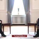 Duitse president ontvangt Turkse minister