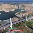 Details eerste brug Turks megaproject Istanbulkanaal bekend