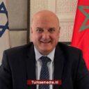 Opmerkelijke protestactie Marokkanen tegen Israëlische diplomaat