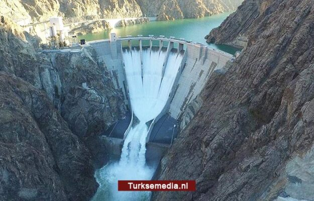 Turkije Europese leider in nieuwe waterkrachtcentrales
