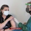 Turkije breekt vaccinatierecord: meeste dagelijkse prikken ter wereld