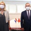 Turkije en Nederland bijeen in Rome