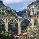 Turkije gaat 4.000 kilometer nieuwe spoorwegen aanleggen