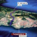 Turkije geeft startsein megaproject van wereldomvang Istanbulkanaal
