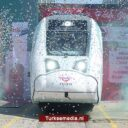 Turkije neemt dit jaar eigen elektrische trein in gebruik