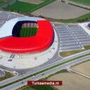 Turkije opnieuw een modern voetbalstadion rijker