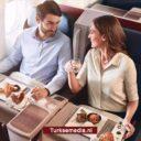 Turkish Airlines serveert weer maaltijden aan boord