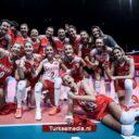 Turkse volleybaldames te machtig voor Nederland in Nations League