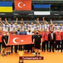 Turkse volleybalmannen Europees kampioen