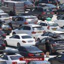 Al 700.000 Europese Turken deze zomer op autovakantie naar Turkije