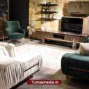 Groeiende internationale vraag naar Turkse meubels