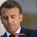 Opnieuw klap voor Macron: 'Atheïst! Wat doe je hier?'