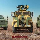 Tunesië koopt groot aantal Turkse defensievoertuigen