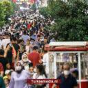 Turken vormen 1,1 procent van wereldbevolking