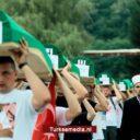 Turkije herdenkt genocide in Srebrenica: 'Opdat wij nooit vergeten'