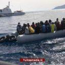 Turkije redt opnieuw door Griekenland illegaal weggeduwde vluchtelingen op zee