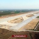Turkije stampt razendsnel een nieuw vliegveld uit de grond