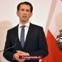 Turkije zet Oostenrijkse bondskanselier Kurz op zijn plaats