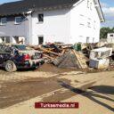 Turkse hulpgroepen helpen slachtoffers noodweer Duitse rampsteden