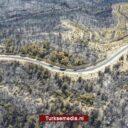 Eerste brandstichter (16) Turkse bossen gearresteerd