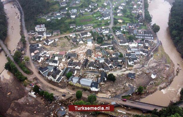 Slachtoffers noodweer Duitsland nog steeds niet geholpen: 'We leven in de modder'