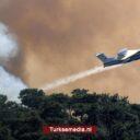 Turkije heeft 107 van 112 bosbranden onder controle