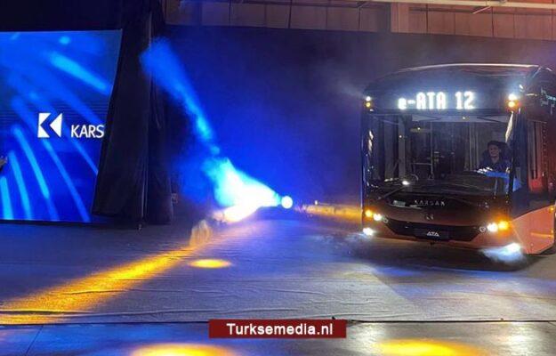 Roemenië bestelt nog meer nieuwste Turkse bussen