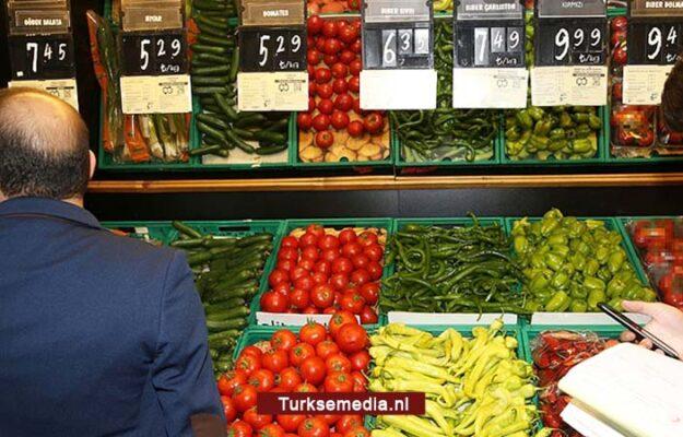 Turkije opent jacht op supermarktketens na abnormale prijsverhogingen