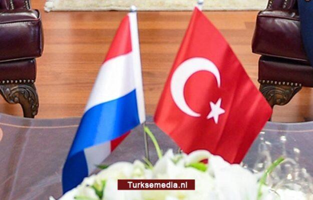 Nederland schuift aan tafel in Ankara: 'Dit versterkt de relatie'