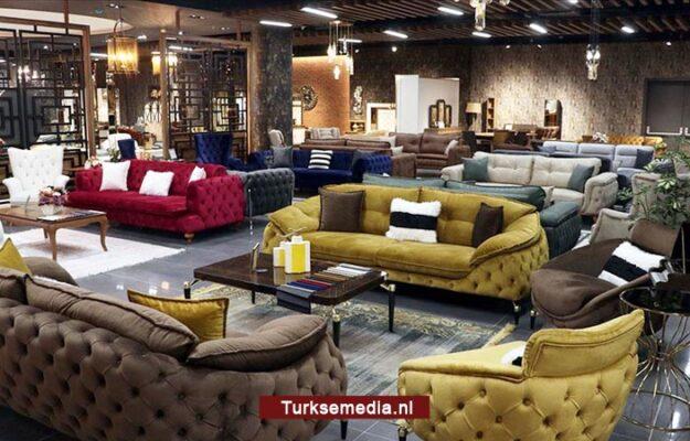 Turkije wordt meubelcentrum van de wereld