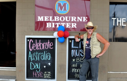 Australia Day features